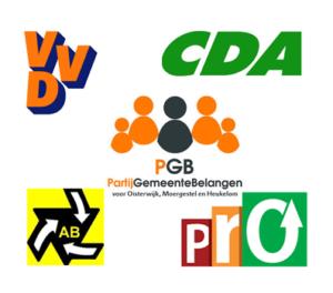 Partijen-Oisterwijk
