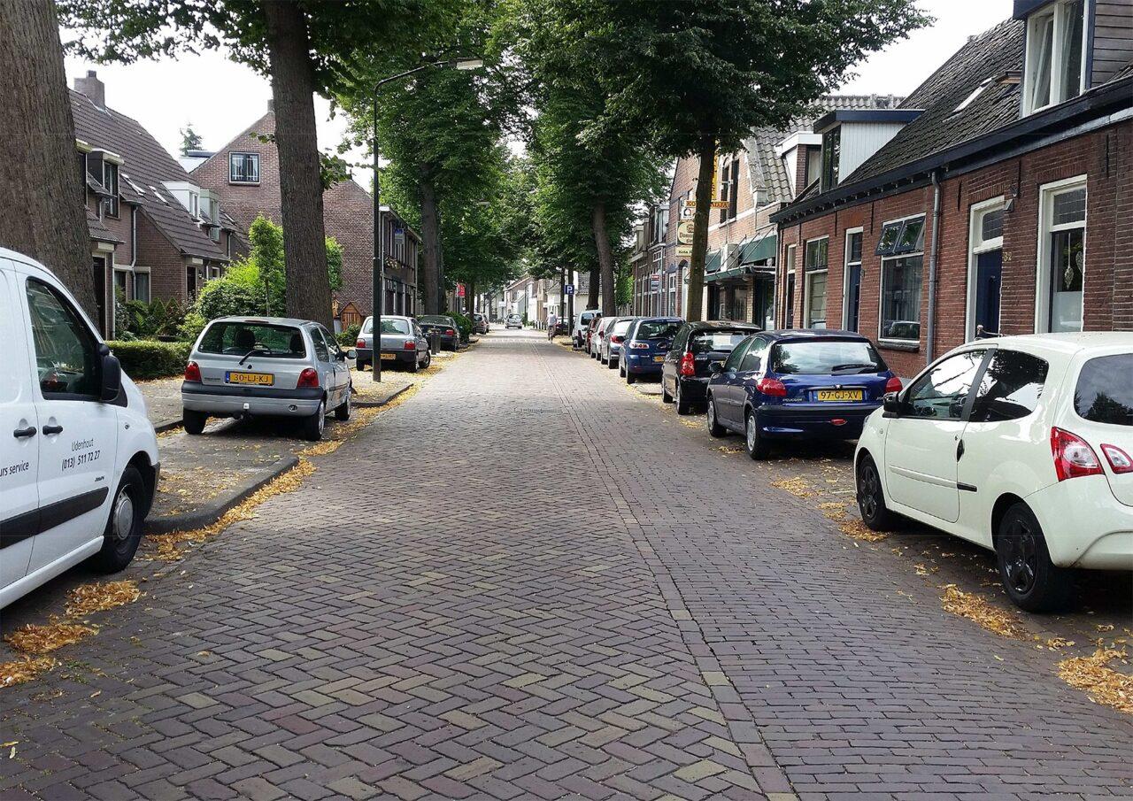 PGB gaat voor behoud van een-richtingsverkeer voor fietsers in Hoogstraat Oisterwijk!