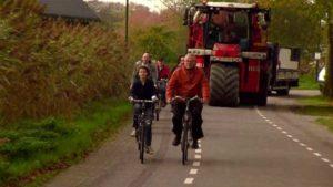 fietspad haghorst