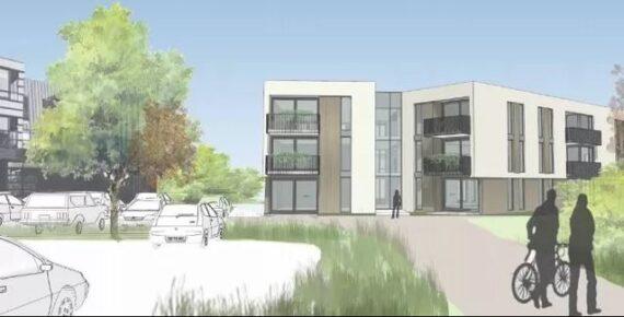 Woningbouwplannen bij medisch centrum Moergestel