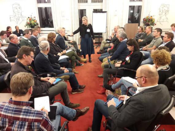 PGB over Gebiedsvisie Nijverheidsweg