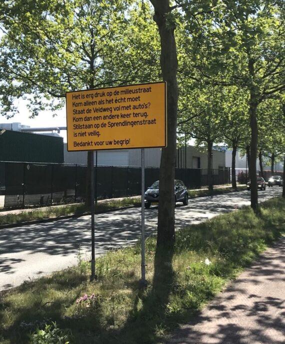 Vragen PGB over Milieustraat Oisterwijk