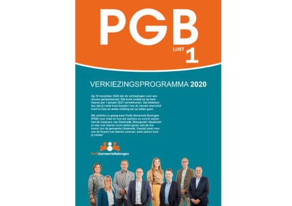 PGB gaat voor de Kracht van Samen!